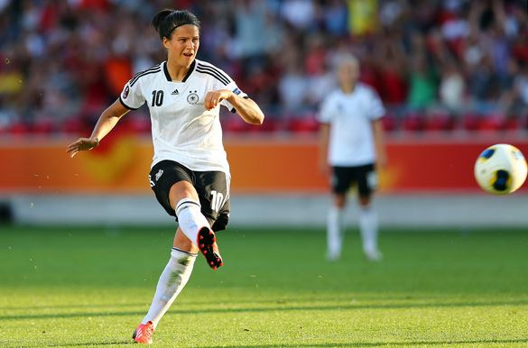 Top 10 Players at the 2015 Women's World Cup, Dzsenifer Marozsan, Germany