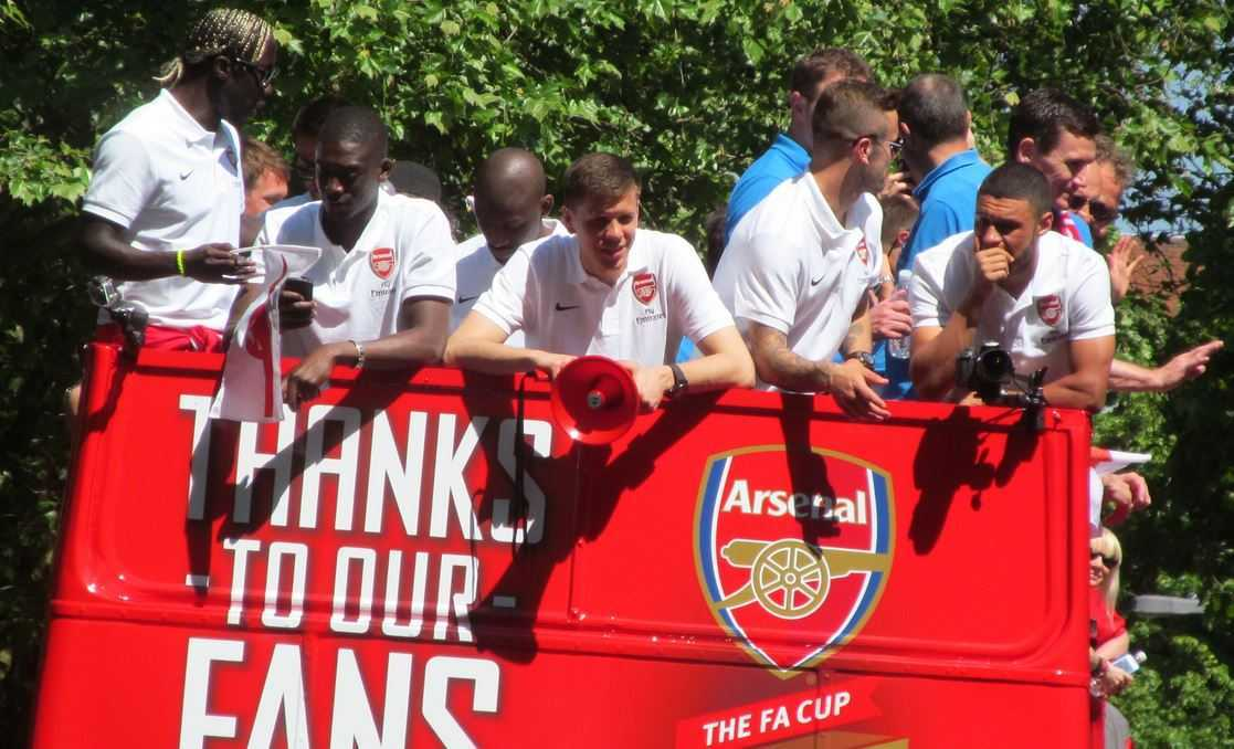 Top 10 Best Football Tournaments of the World, FA Cup, 2014 champions, Arsenal