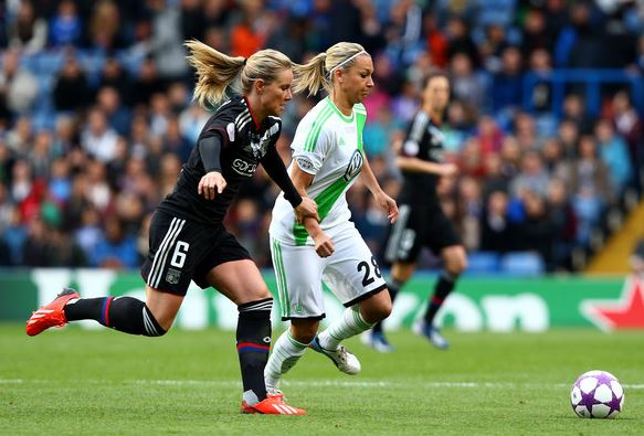 Top 10 Players at the 2015 Women's World Cup, Lena Goessling, Germany