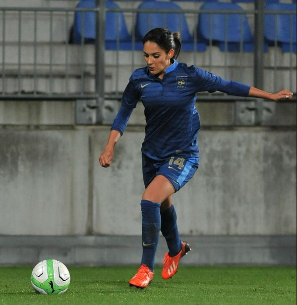 Top 10 Players at the 2015 Women's World Cup, Louisa Necib, France