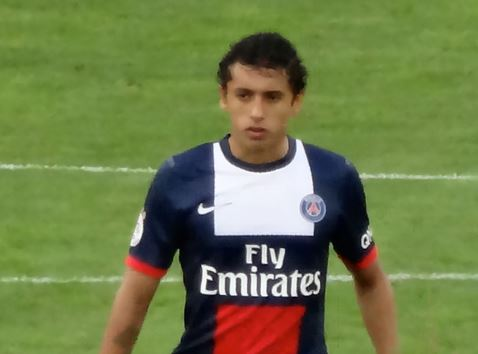 Three Most Expensive Transfer Fees for Defenders in Soccer, Marquinhos