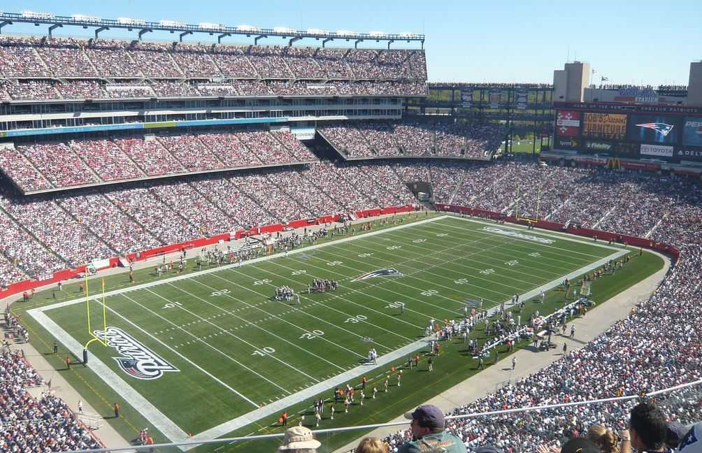 Top 10 Richest Football Teams in NFL, New England Patriots