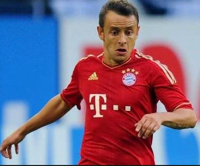 Bayern Munich's 2014/15 End-of-Season Awards, Rafinha