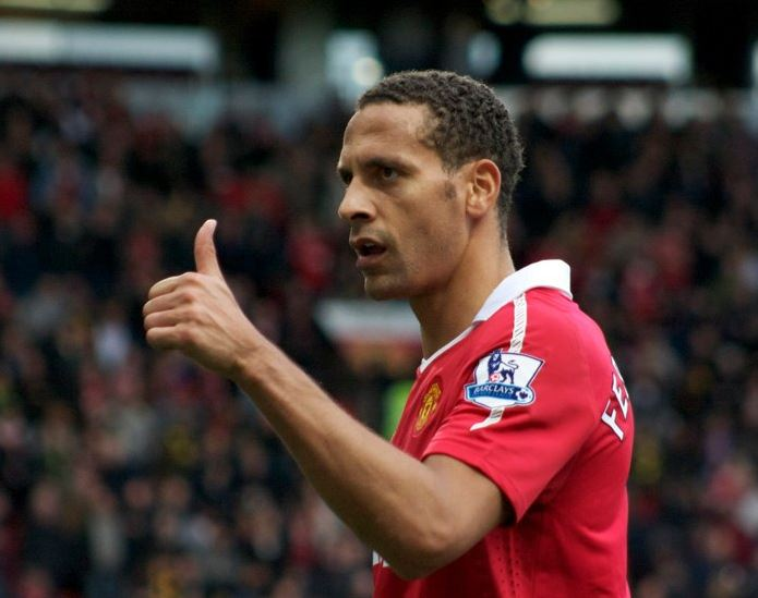 Three Most Expensive Transfer Fees for Defenders in Soccer, Rio Ferdinand