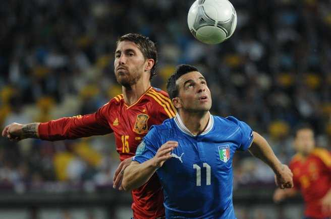 What Sergio Ramos would bring to Manchester United, Sergio ramos in action
