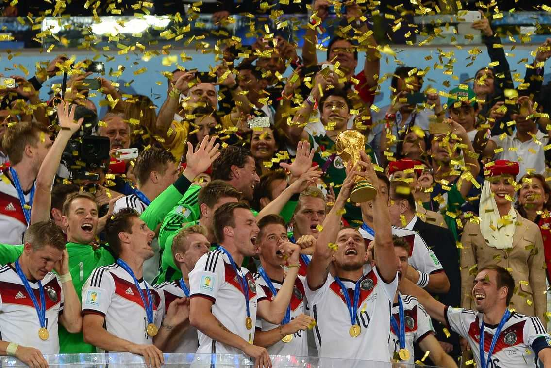 Top 10 Best Football Tournaments of the World, FIFA World Cup 2014 winner Germany