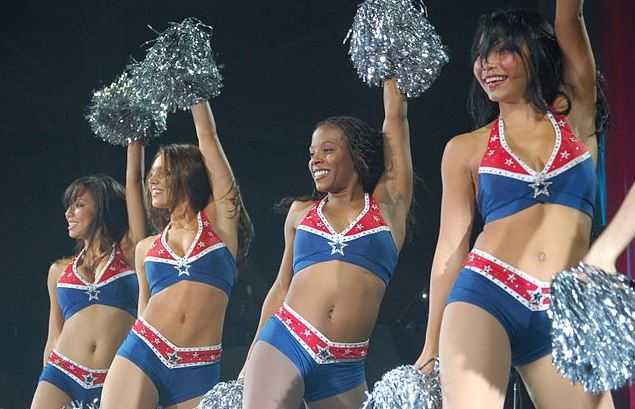 Patriots cheerleaders, hottest cheerleaders in nfl