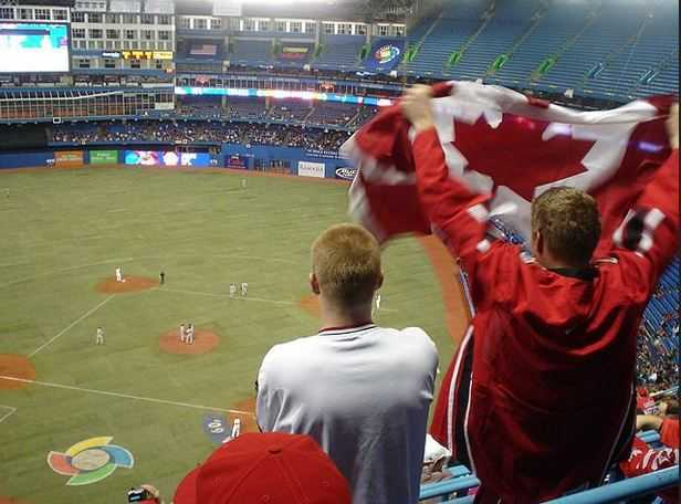 Top 10 Most Popular Sports in Canada, baseball canada