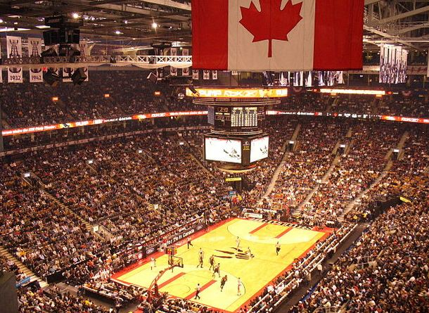 Top 10 Most Popular Sports in Canada, basketball canada