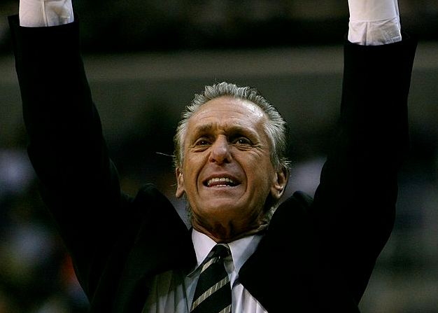 Top 10 Best NBA Coaches of All-time,pat riley