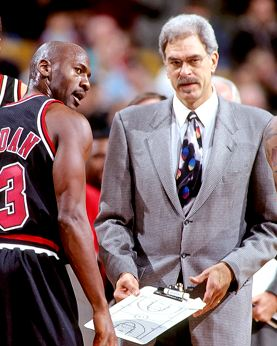 Top 10 Best NBA Coaches of All-time,Phil Jackson