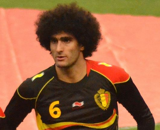 Top 10 Most Expensive Transfers between EPL Clubs, Marouane Fellaini