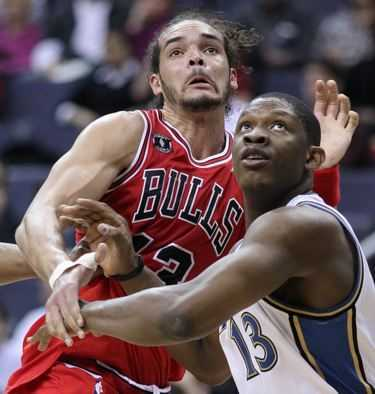 Joakim Noah, chicago bulls star