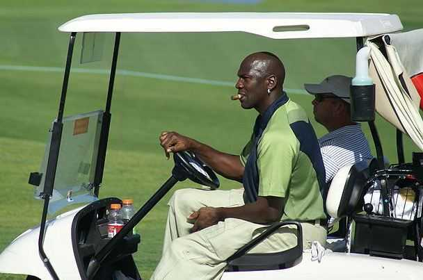 Michael Jordan net worth, Jordan golf