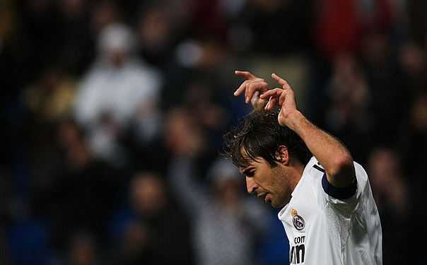 Raul Gonzales, real madrid legends