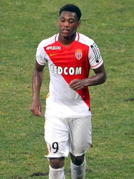 Top 10 Best Young Soccer Players to Dethrone Messi and Ronaldo, Anthony Martial