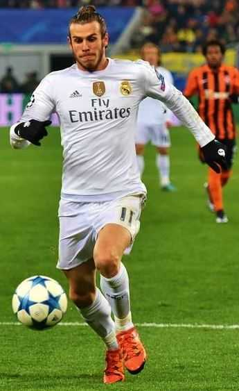 Gareth Bale, young soccer star, next generation star
