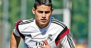 James's future lies at Real Madrid