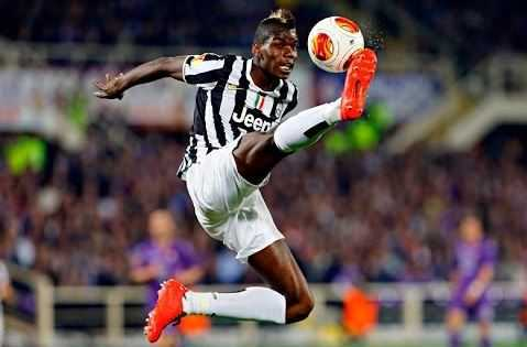 Paul Pogba, young soccer star
