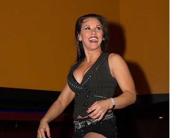 Mickie James, great female wrestlers
