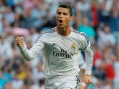 Cristiano Ronaldo, best soccer players in Real Madrid