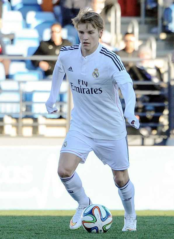 real madrid, youth team,transfer rumor, martin odegaard