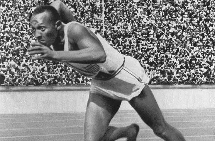 All-time Greatest Athletes in Olympics, jesse owens