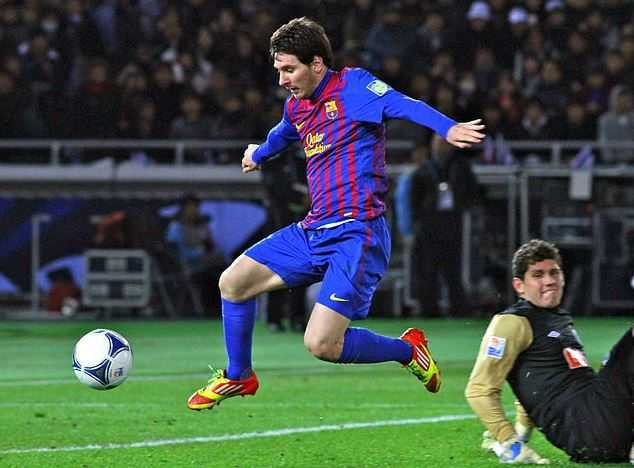 Lionel Messi, athlete, football