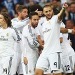 Champions League semi final: Real Madrid (1) vs. Bayern Munich (0); post match reaction