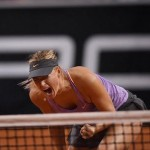 Sharapova heading towards semifinal – stuttgart WTA 2014