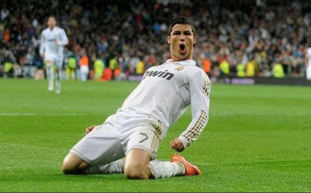 Champions League Goal Record for Cristiano Ronaldo, goal record, cr7 goal record