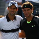 Rafael Nadal and Novak Djokovic are through to the Rome Masters final