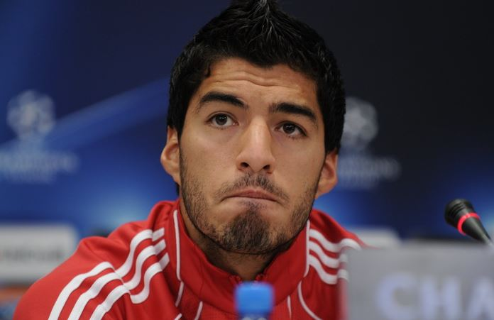 FWA Footballer of the Year: Luis Suarez, Luis Suarez, liverpool Suarez, luis Suarez goal, FWA, footballer of the year