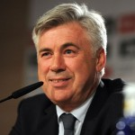 Real Madrid manager Carlo Ancelotti refused further interest for Luis Suarez