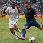 France hopes still survive after Franck Ribery injured