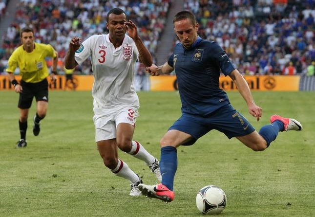 France hopes still survive after Franck Ribery injured, missing Brazil 2014