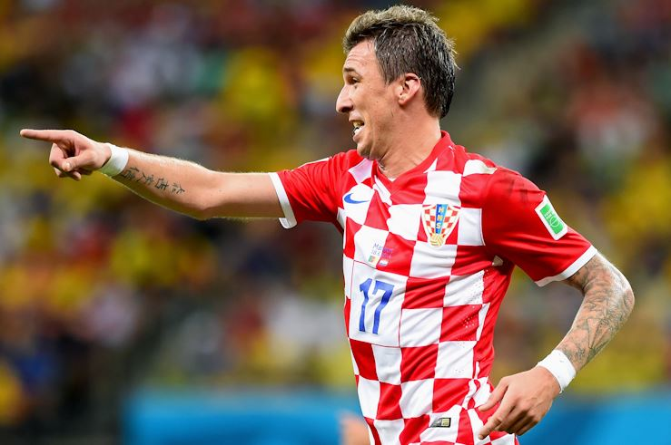 Chelsea seeking More Than Diego Costa and Mario Mandzukic for Next Season, Mario Mandzukic, Croatia star