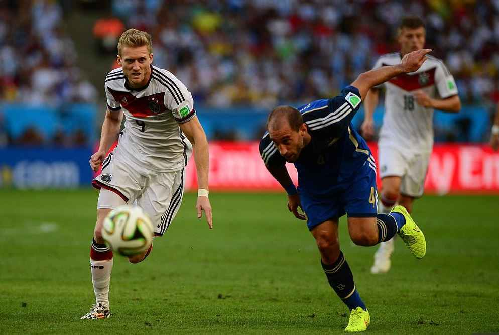 FIFA World Cup 2014 final: Germany vs Argentina; as it happened, World Cup final, Brazil, 2014