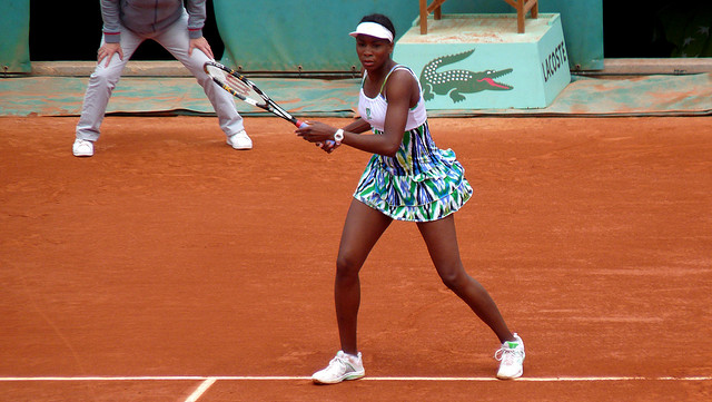 Venus Williams, top 10 richest tennis players, top ten richest tennis players, richest tennis players in the world