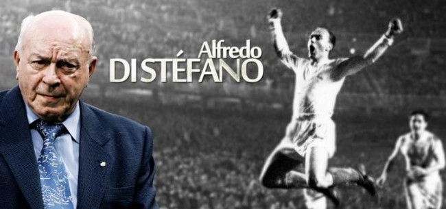 Alfredo Di Stefano, all time football legends, best retired football players, retired footballers, top 10 soccer legends, list of best footballers in the world, list of soccer legends