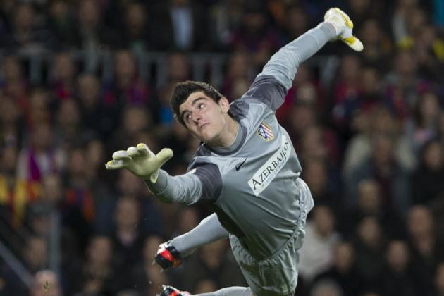 Thibaut Courtois, top 10 best goalkeepers, best goalkeepers in the world, best goalkeeper ever, great goalkeepers