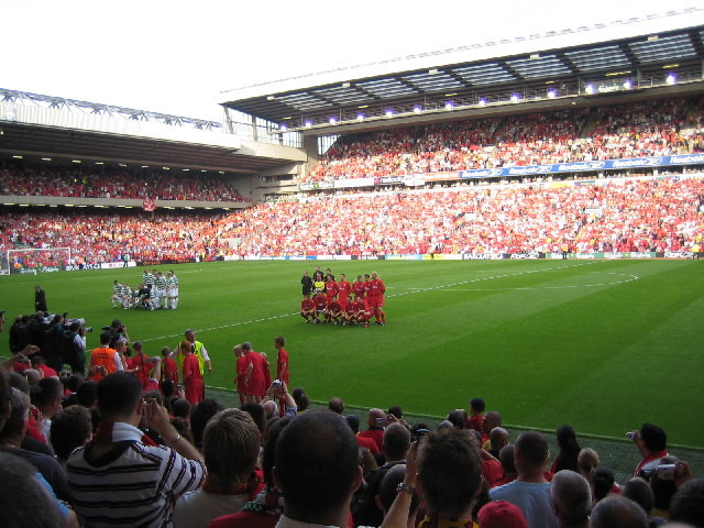anfield, top 10 best football stadiums,10 best football stadiums in the world