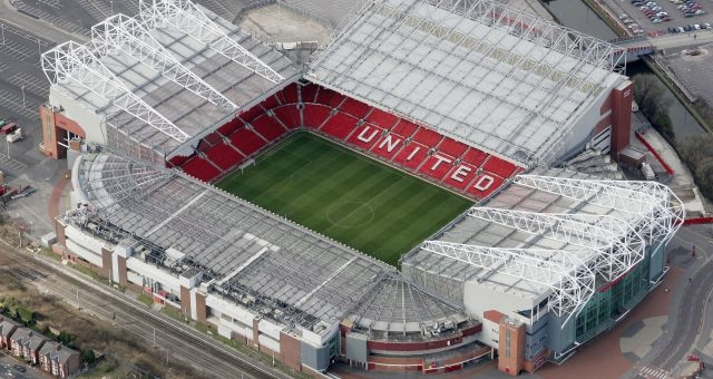 old trafford, top 10 best football stadiums,10 best football stadiums in the world, beautiful football stadiums, best soccer stadiums