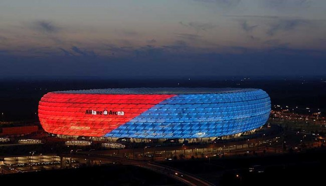 allianz arena, top 10 best football stadiums,10 best football stadiums in the world, beautiful football stadiums, best soccer stadiums