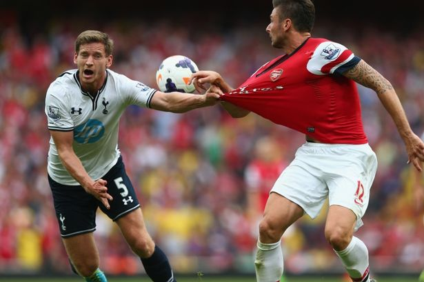 Tottenham Hotspur vs. Arsenal, english premier league rivalries, premier league rivalries, english football rivalries, fiercest rivalry in english football