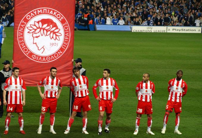 Olympiakos Stuns Atletico Madrid in Athens, champions league