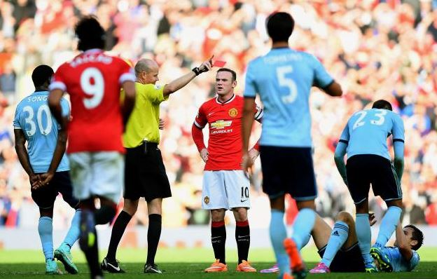 Unconvincing Manchester United Still Find a Way to Win , Wayne Rooney, QPR