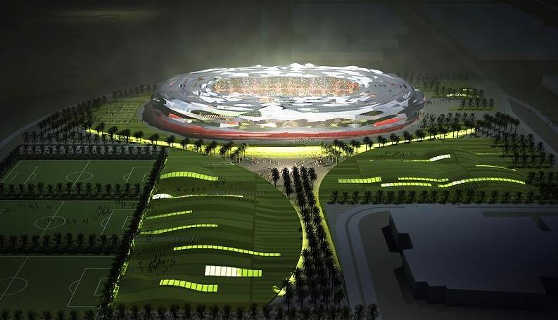 Proposed Qatar World Cup stadiums, Education City Stadium , fifa qatar