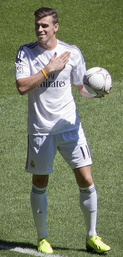 Gareth, Bale, real madrid star, expensive transfer, rich footballer, highest paid soccer players
