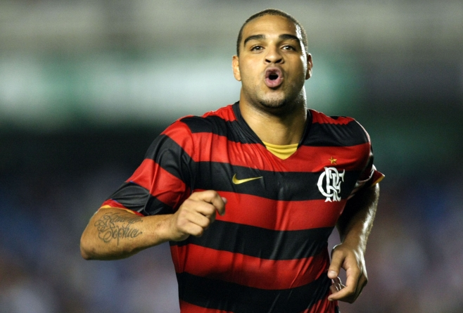 adriano, overrated football players, top 10 overrated football players, top 10 football players 2012, professional football players, national football players